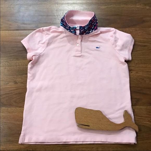 5583659b Vineyard Vines Shirts & Tops | Girls Polo | Poshmark